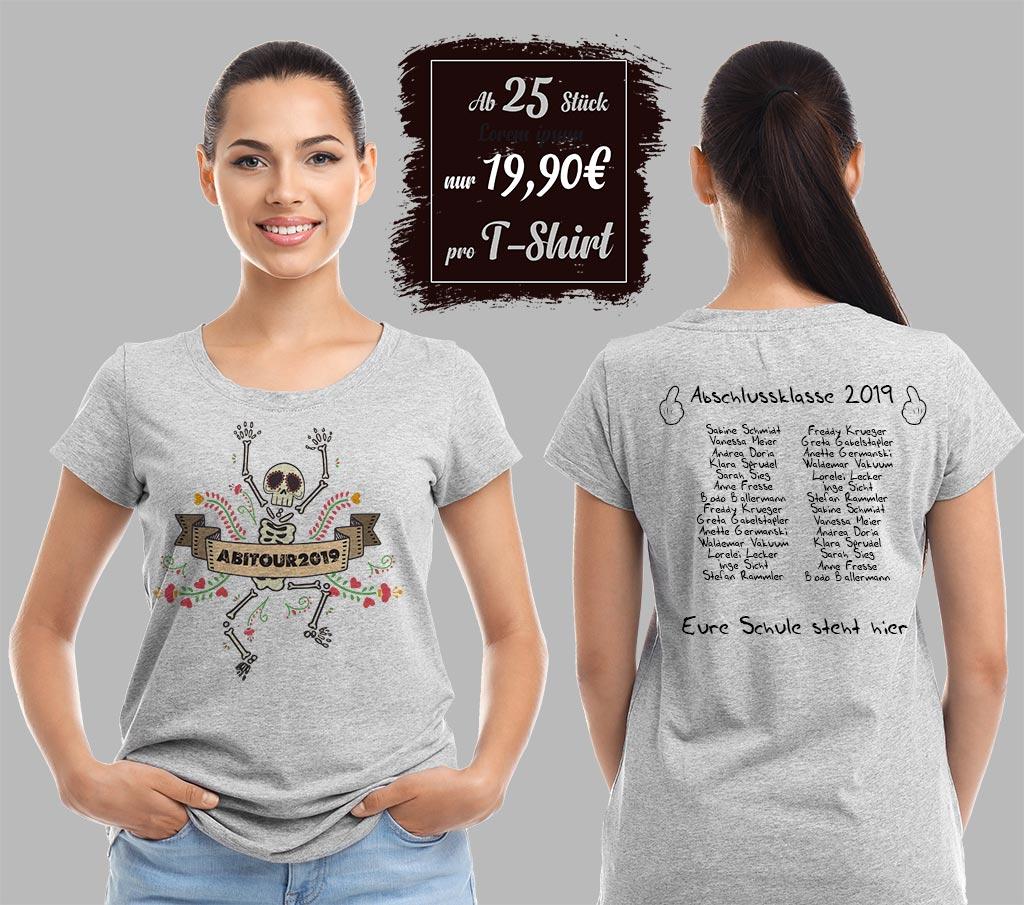 Junggesellenabschied T-Shirt Neubrandenburg